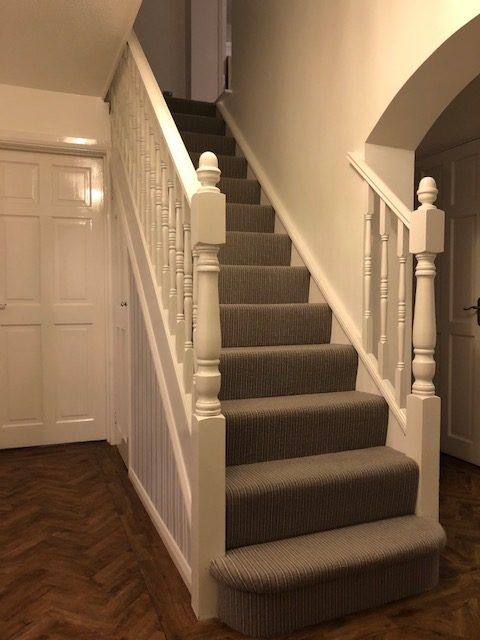 Carpet Fitting & Re-decoration