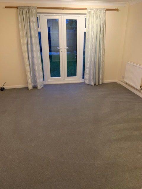 Carpet Replacement & Re-decoration